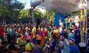 Bloco Pipoca e Guaraná canta Cavaleiros do Zodíaco