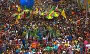 Veja alguns dos destaques do terceiro dia de carnaval no Campo Grande