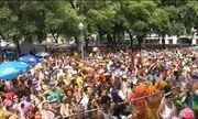 Cordão do Boitatá reuniu mais de 40 mil foliões no Rio de Janeiro