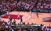Melhores momentos de Los Angeles Clippers 103 x 106 Portland Trail Blazers, pela NBA