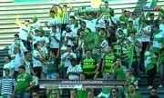 Torcedor da Chapecoense provoca torcida do Joinville