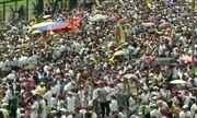 Venezuelanos vão às ruas de diversas cidades do país para protestar contra Nicolás Maduro
