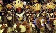 Personagem cearense Iracema é homenageada no carnaval do Rio de Janeiro