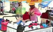 Alto movimento de banhistas agrada comerciantes em Pernambuco