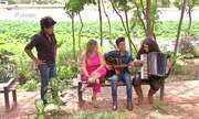 Filho de peixe, Augusto Michel solta a voz no É Bem Mato Grosso - Bloco 01