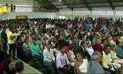 Casamento coletivo é realizado em Bonito