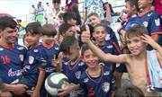 Competição de futebol reúne mais de 300 crianças no feriadão em Caruaru