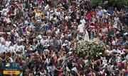 Romaria de Nossa Senhora de Fátima reúne milhares no interior do RS