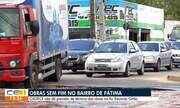Cagece não dá previsão de término das obras na Avenida Eduardo Girão em Fortaleza