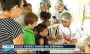 Ação Verdes Mares traz prestação de serviços gratuitos no bairro Serrinha em Fortaleza