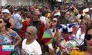 Ruas do Centro de Caruaru ficam lotadas com a Confraria da Sucata