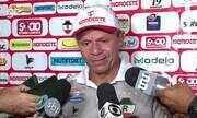 """Marcinho vê River-PI retomando bom futebol e exalta fator Albertão: ˜Prevalecemos o mando"""""""