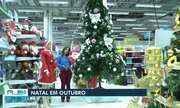 Comércio de Campos já começa a se preparar para o Natal