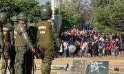 Tribunais proíbem uso de balas de borracha em manifestações no Chile