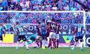 Grêmio perde para o Flamengo, mas segue no G-4 do campeonato Brasileiro