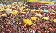 Monobloco' desfila pela quarta vez em Belo Horizonte