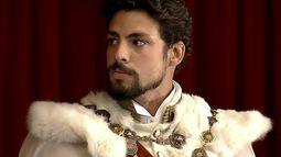 Cena 23/9 - Jesuíno devolve a coroa para Rei Augusto