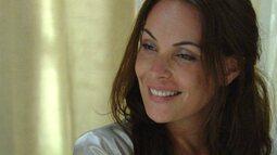 Cena 28/10 - Amanda revela a Herculano que está grávida