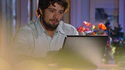 Cap 02/03 - Cena: Rodrigo e Ana encerram sua história