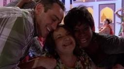 Cap 13/04 - Uma grande festa reúne todo o elenco de Aquele Beijo