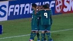Os gols de Goiás 4 x 0 Ipatinga pela 34ª rodada da Série B do Brasileirão 2012