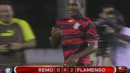 &#x27; Gol na memria&#x27;: reveja confrontos entre Remo e Flamengo