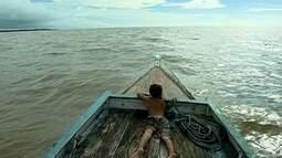 Globo Mar navega pelo encontro das águas do Arquipélago do Marajó