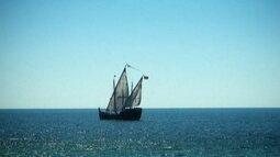 Globo Mar vai ao mar de portugal para recontar história do Brasil