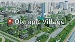 Veja a apresentação do projeto olímpico de Tóquio, com os principais locais de competição