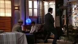 Cassiano, Samuca e Duque se preparam para o casamento
