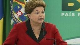 Presidente Dilma volta a defender modelo escolhido pelo governo para pré-sal