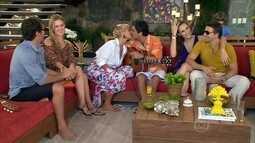 Junno e Murilo Rosa contam loucuras que já fizeram por Xuxa e Fernanda Tavares