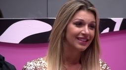 Com 54% dos votos do público, Tatiele é a 15ª eliminada do BBB14