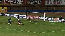 Veja os gols de América-RN 2 x 0 Icasa