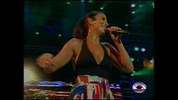 Ivete Sangalo canta 'Canibal' no Planeta Atlântida em 2006