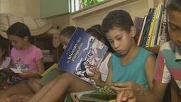 AMAZÔNIA REPÓRTER: conheça a 'Casa de Leitura Chico Mendes'