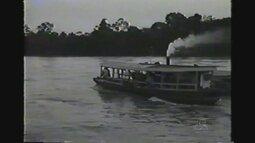 AMAZÔNIA REPÓRTER: conheça a história do rio Branco e a importância para Roraima