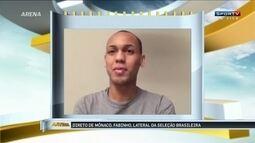 Fabinho explica como teve a chance de jogar na Europa e fala sobre convocação
