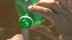 Bióloga monitora qualidade das águas do Alto Tietê