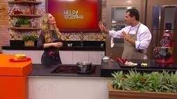 Help! na cozinha: aprenda a desfiar frango, tirar a casca do alho e untar forma de bolo