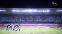 Torcida do Fortaleza lota Castelão em jogo crucial da Série C do Brasileirão