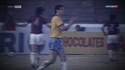 Brasil Na Copa América - a conquista de 1989