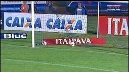 Veja os gols de Paraná 1 x 1 Oeste