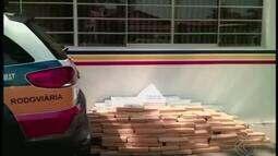 Polícia apreende cerca de 430 kg de maconha no Triângulo Mineiro