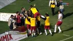 Redação AM: Hugo Sérgio narra gol da classificação do Vila Nova