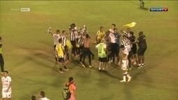 Tupi vence ASA-AL e garante acesso para a série B do Brasileirão