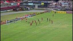 Veja os gols da vitória do CRB contra o Sampaio, por 2 a 1, pela 38ª rodada da Série B