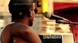 O sarau que leva literatura para as ruas do DF