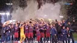 Barcelona vence o Mundial de Clubes pela terceira vez