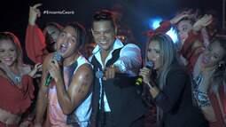 Especial Encanta Ceará (Bloco 2): grandes nomes do forró cearense subiram no palco